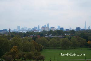 Bridget's The Sound of Music On Primrose Hill (Opening Scene) Location