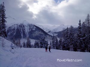 Chalet Girl Location