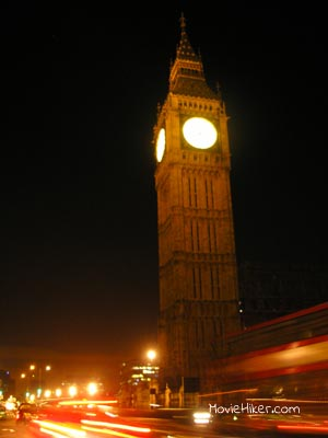 Big Ben, Parliament Square and Westminster Bridge Location